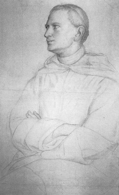 Anne-François-Louis JANMOT - LE PERE H.D.LACORDAIRE