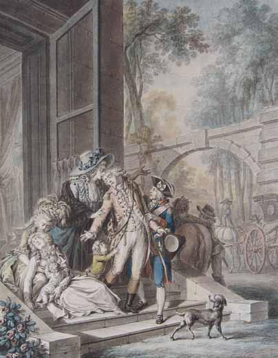 BOREL Antoine - LE DÉPART