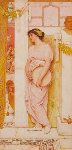 BULLEID George Lawrence - THE DANCER