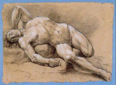 Giovanni-Battista TONNA - Académie d'homme