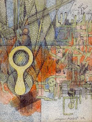 Jacques Maret - Composition géométrique
