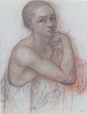Jean-baptiste Frénet - PORTRAIT D'ENFANT