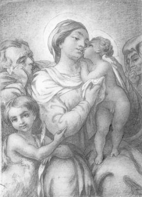 Jean-Baptiste Frenet - Sainte famille