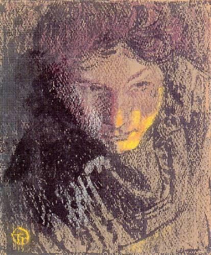 Lucien-OTT-Portrait-de-femme