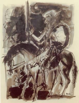 Luis Vidal Molné - Don Quichotte