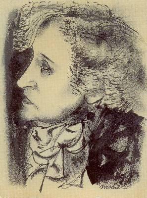 Luis Vidal Molné - Portrait de Colette