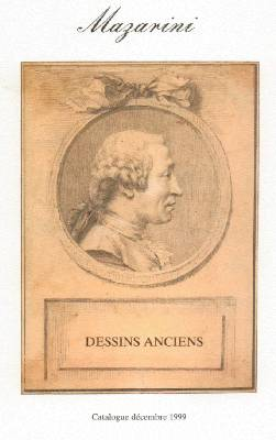 Catalogue dessins anciens 1999