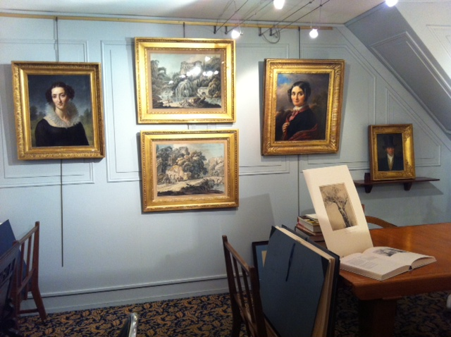 Intérieur Galerie-Mazarini