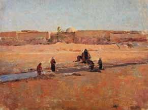 CLOIX Joseph - PAYSAGES DE TUNISIE
