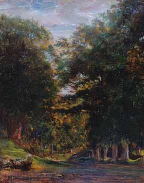 JANMOT Louis - PAYSAGE DE BRETAGNE