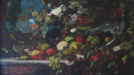gouaches par derain fleurs et fruits