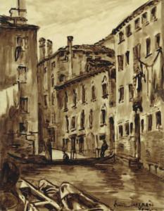 BERNARD Emile - Venise