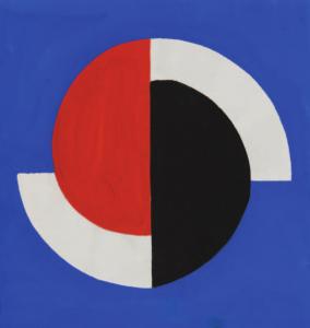 DELAUNAY Sonia - Composition géometrique