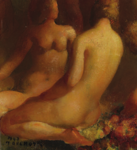 DELMOTTE Marcel - Nues féminins