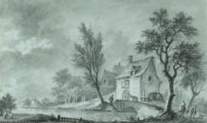 DESFRICHE Thomas-Aignan - PAYSAGE DE L'ORLEANAIS