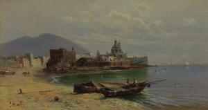 MARTI Y ALSINA Ramon - Paysage côtier