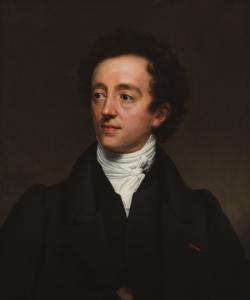 CAMINADE Alexandre François - PORTRAIT D'HOMME