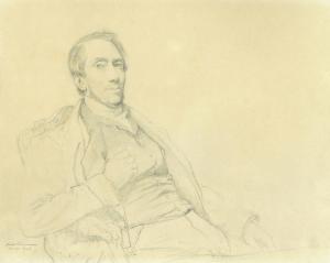 LEHMANN Henri - HOMME ASSIS