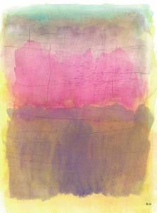 ILIU Joseph - Composition Abstraite (n° 32)
