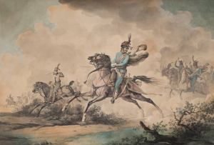 "VERNET Antoine Charles Horace - ""CHARGE DE CAVALERIE"""