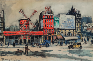 "BOGGS Franck William - ""LE MOULIN ROUGE"""