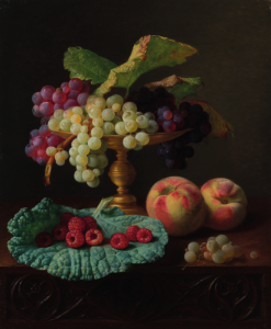 "PIZETTA Claudius - ""NATURE MORTE AUX FRUITS"""