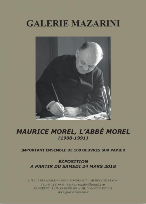 Catalogue Morel